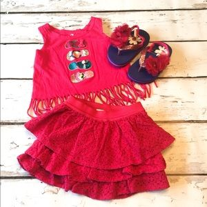 Children's Place Outfit 12-18mos